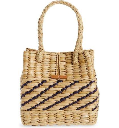 Free People Magnolia Basket Clutch   Nordstrom