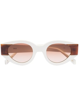 Kaleos Rice 5 cat-eye Sunglasses - Farfetch