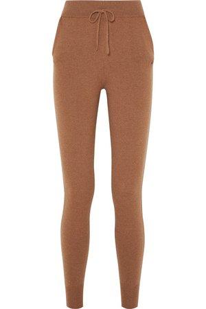 LOULOU STUDIO | Maddalena cashmere track pants | NET-A-PORTER.COM