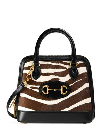 Gucci Gucci 1955 Horsebit Small Top Handle Bag - Farfetch