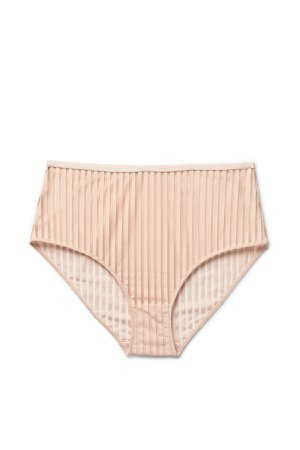 Indira Highwaists - Smoky Pink - Underwear - Weekday GB