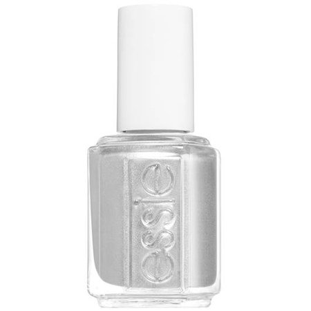 Essie - No Place Like Chrome - Silver - Nail Polish
