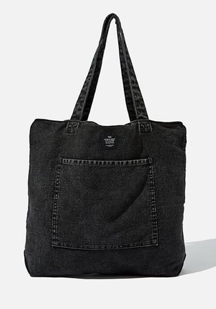 The Daily Tote Bag (Black)