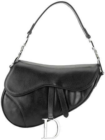 Christian Dior pre-owned Saddle Hand Bag - Farfetch