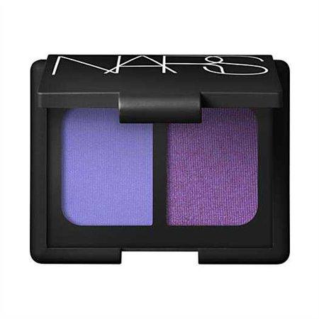 Purple + Dark Purple Eyeshadow (Nars)