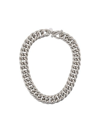 Mulberry Deco Big chain necklace £450 - Shop Online - Fast Global Shipping, Price