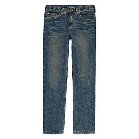 Arizona Original Fit Flex Jeans Boys 4-20, Slim & HUsky - JCPenney