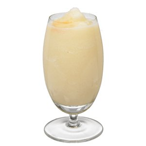 *clipped by @luci-her* Piña (Pineapple) Smoothie | Real Ingredients