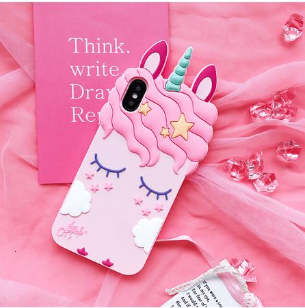 Unicorn Phone Case (from Kawaii Babe)