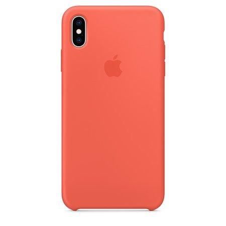 Coque en silicone pour iPhoneXSMax - Gris lavande - Apple (FR)