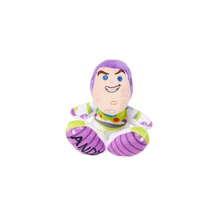 Buzz Lightyear Tiny Big Feet Plush - Toy Story - Micro | shopDisney