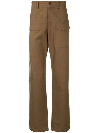 OAMC Combat Trousers - Farfetch