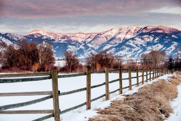 Bozeman: A Ski Destination in the Rough