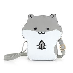 Kawaii Hamster Crossbody Bag