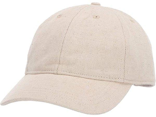 Madewell Cotton-Linen Baseball Cap   Zappos.com