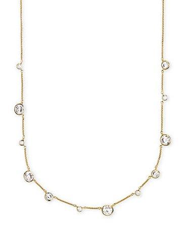Circe Drop Earrings in Gold   Kendra Scott