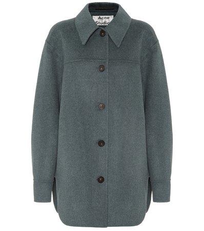Wool Jacket | Acne Studios - Mytheresa