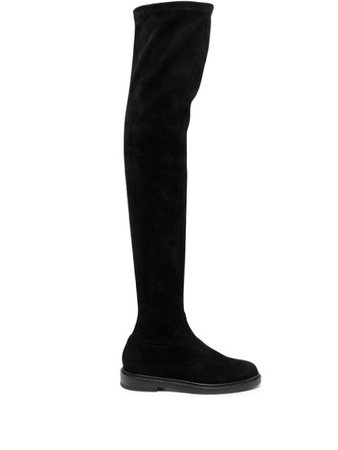 Le Silla Sama thigh-high boots - FARFETCH