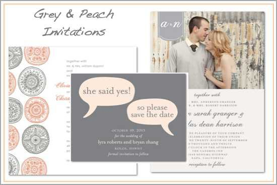 grey and peach - Google Search