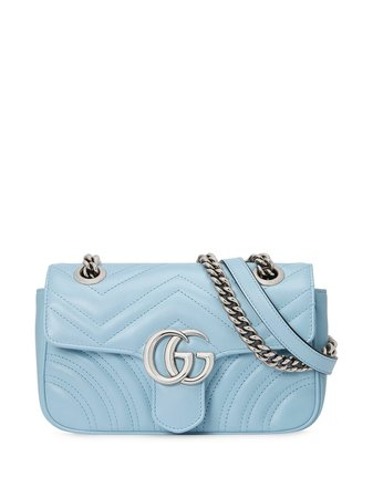 Gucci GG Marmont Liten Väska - Farfetch