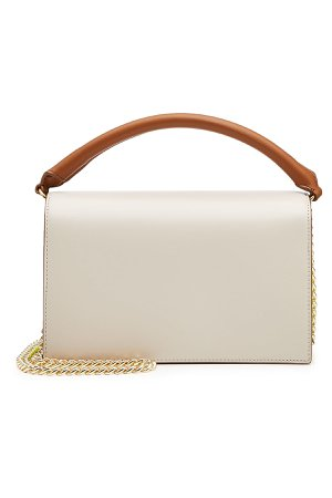 Soiree Crossbody Leather Bag Gr. One Size