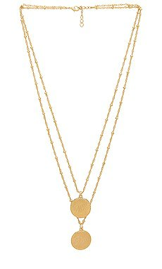 joolz by Martha Calvo Taurus Zodiac Necklace Set in Gold | REVOLVE