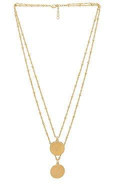 joolz by Martha Calvo Taurus Zodiac Necklace Set in Gold | REVOLVE