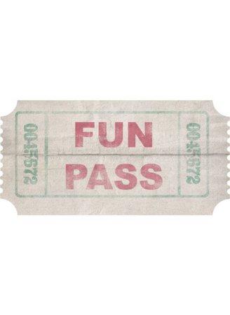 fun pass png filler carnival