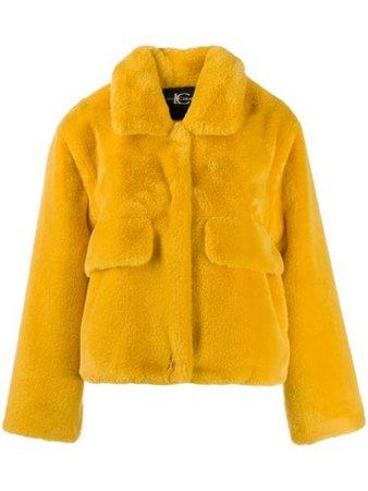 Luisa Cerano Teddy faux-fur Jacket - Farfetch