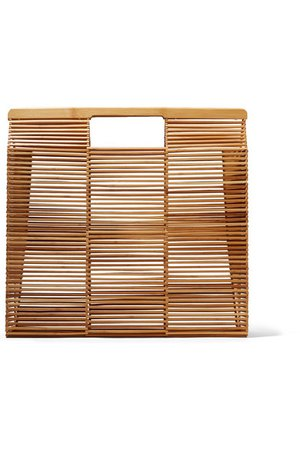 Cult Gaia | Big bamboo tote | NET-A-PORTER.COM