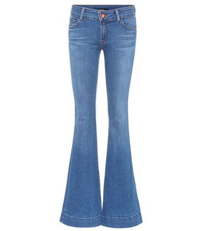 Love Story flare jeans