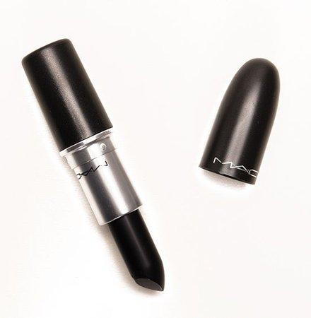 black lipstick mac - Google Search