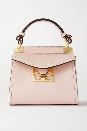 Givenchy | Mystic mini textured-leather tote | NET-A-PORTER.COM