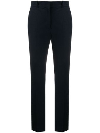 Joseph high-rise straight-leg Trousers - Farfetch