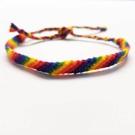 LGBT Bracciale gioielli LGBTQ cavigliera amicizia | Etsy