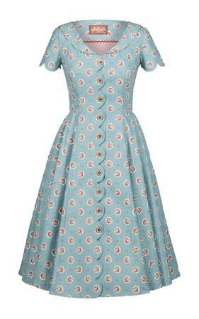 Avignon Dress by Lena Hoschek   Moda Operandi