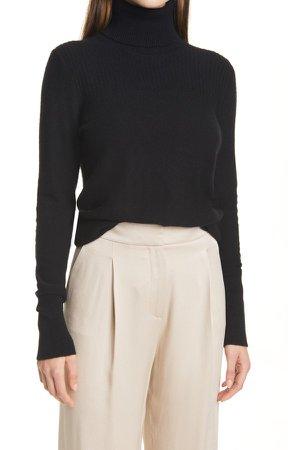 Kressy Cashmere Turtleneck Sweater