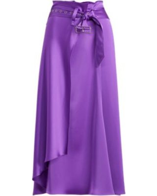 purple wrap skirt - Pesquisa Google