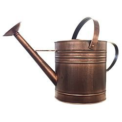copper watering can filler png metallic garden
