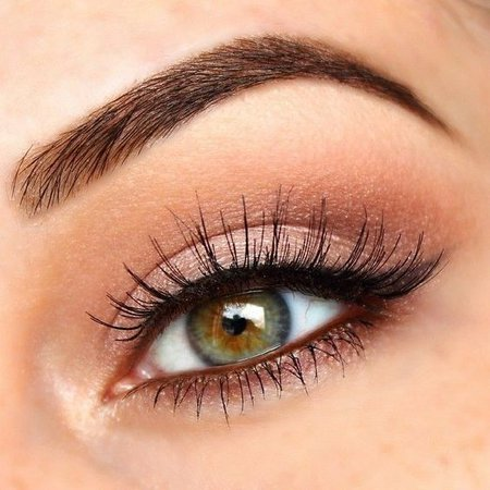 PINTEREST - Soft eye makeup