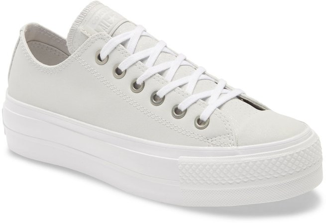 Chuck Taylor(R) All Star(R) Lift Ox Platform Sneaker