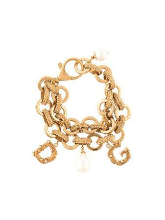 Dolce & Gabbana Dg Chain Bracelet   Farfetch.com