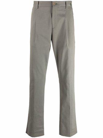 Etro snakeskin-print Tailored Trousers - Farfetch