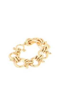 Brinker & Eliza Chunky Nautical Link Bracelet | SHOPBOP | New To Sale, Up to 70% Off New Styles to Sale