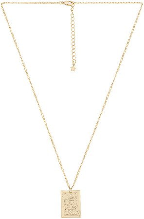 Vita Gold Plated Necklace