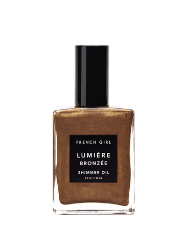 Lumière Bronze - Shimmer Oil | FRENCH GIRL