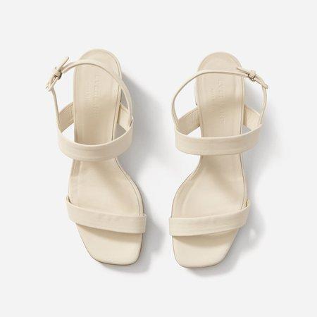 Women's Double-Strap Block Heel Sandal | Everlane