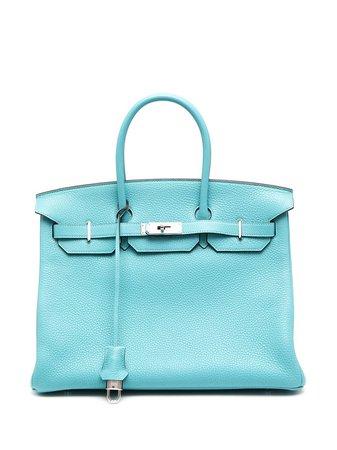 Hermès Pre-Owned 35 Birkin tote-väska Från 2015 - Farfetch