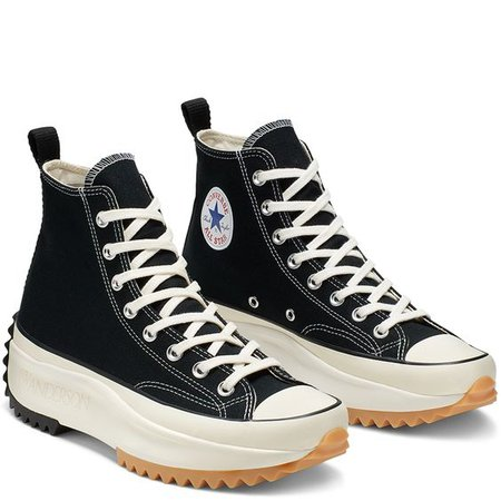 Converse x JW Anderson Runstar Hike 'Black & Egret' - Where to buy online