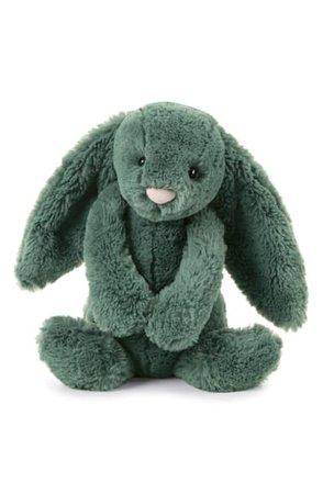 Jellycat Bashful Forest Bunny Stuffed Animal   Nordstrom